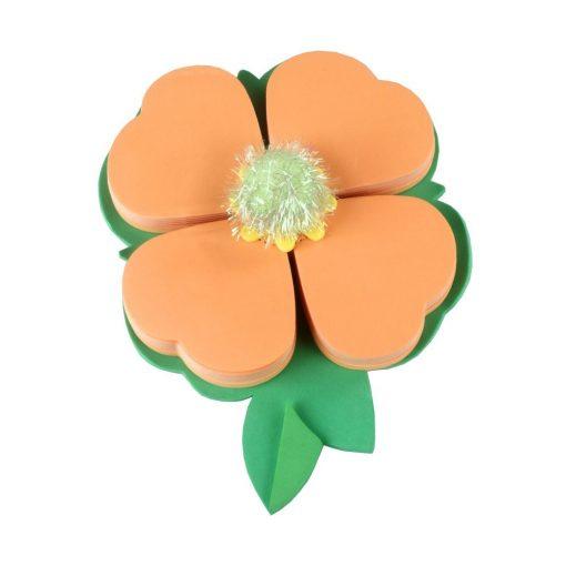 Biletele adezive Petale portocalii, TG by AleXer, 8190046, Hartie, Multicolor