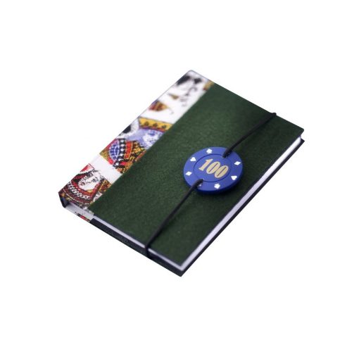 Carnetel cazino, TG by AleXer, 8190017, Carton, Hartie, Multicolor