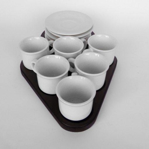 Set pentru cafea decor rustic CDT-46-OSH
