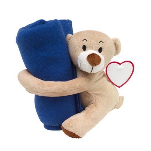 Paturica albastra cu ursulet