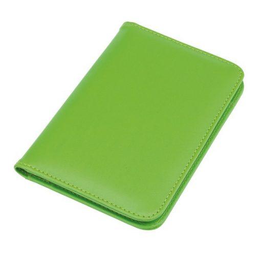 Agenda cu calculator Tiny verde