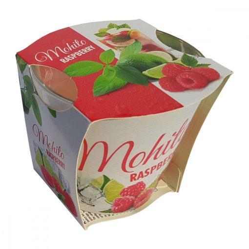 Lumanare Mojito Raspberry, 115 gr