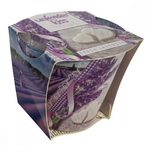 Lumanare Fresh Lavender, 115 gr
