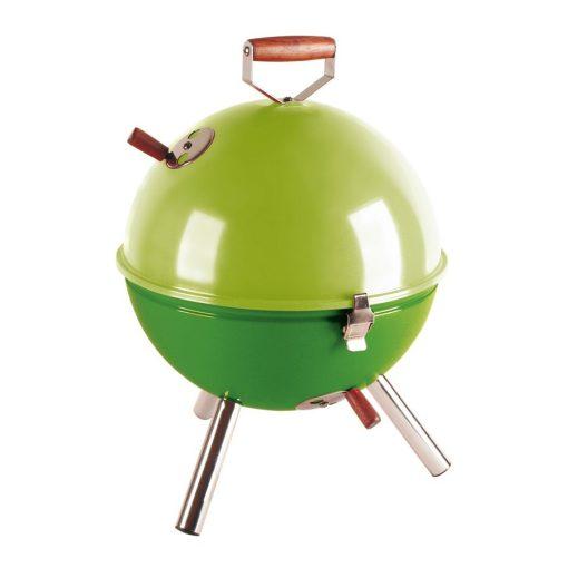 Mini Barbeque - verde / verde inchis
