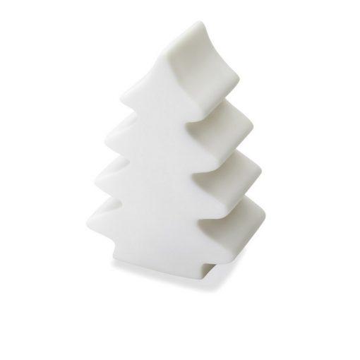 Ornament de Craciun in forma de bradut cu leduri