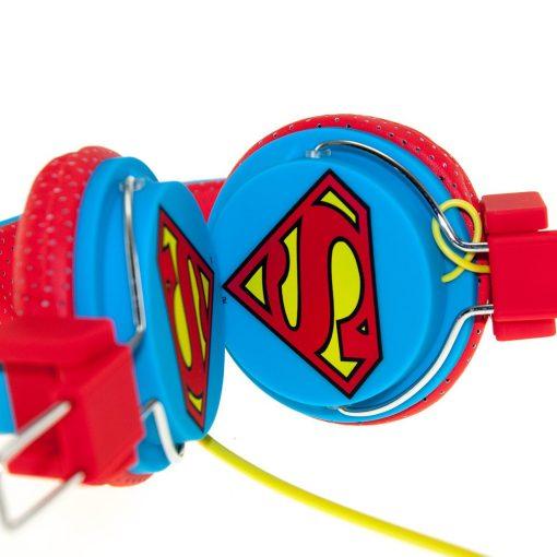 Casti pentru copii peste 8 ani Superman Man of Steel
