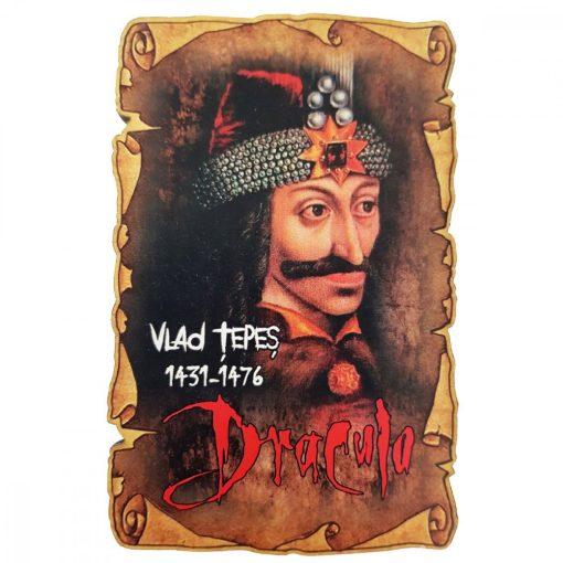 Magnet Vlad Tepes, lemn