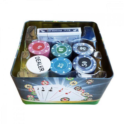 Set Poker 120 jetoane