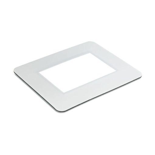 Mouse pad cu loc pentru fotografie alb MO7404-06