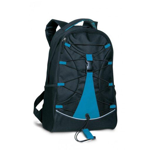 Rucsac albastru din poliester CDT-MO7558-04