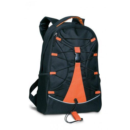 Rucsac portocaliu din poliester CDT-MO7558-10