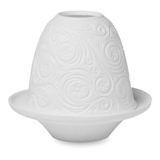 Suport ceramic pentru lumanare CDT-MO8550-06