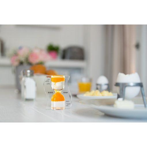 Clepsidra Paradox Egg Timer portocalie