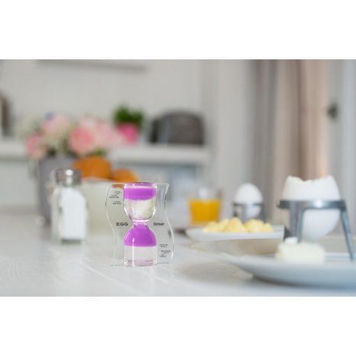 Clepsidra Paradox Egg Timer violet