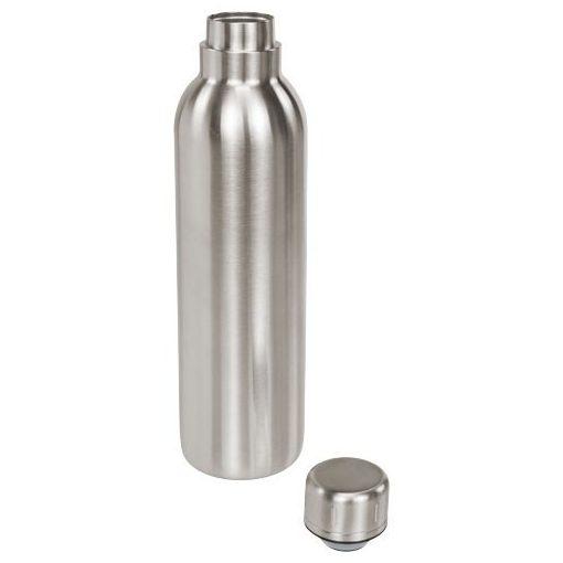 Sticla termoizolanta 510 ml, perete dublu, fara condens, Everestus, TR, otel inoxidabil, argintiu, saculet de calatorie inclus