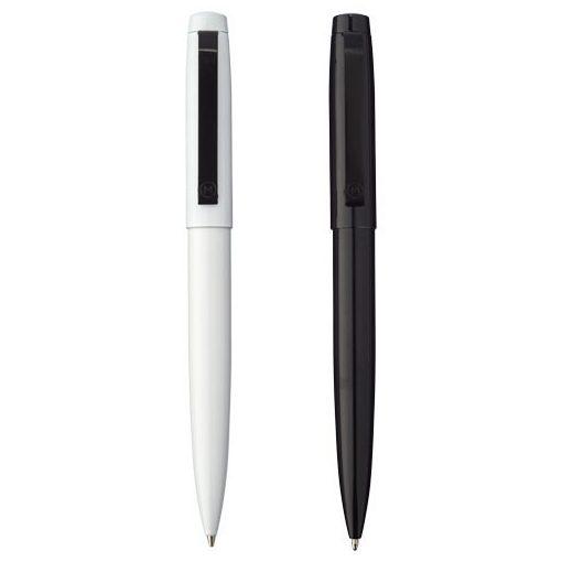 Set cadou pix, creion mecanic si carnetel, Everestus, RR, metal, negru, lupa de citit inclusa