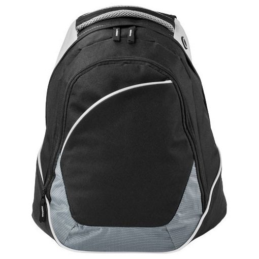 Rucsac Laptop, Everestus, DN, 15 inch, 600D poliester si nylon, negru, saculet de calatorie si eticheta bagaj incluse