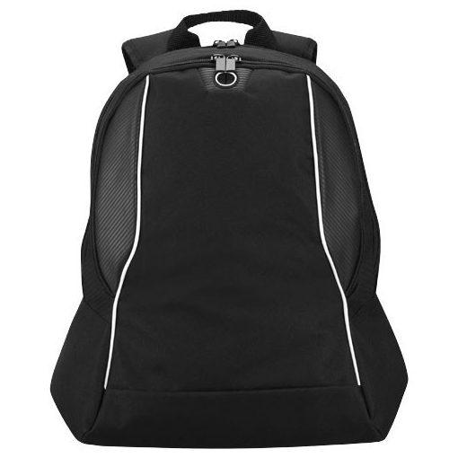 Rucsac Laptop tech, Everestus, SH, 15.6 inch, 600D poliester, negru, saculet de calatorie si eticheta bagaj incluse