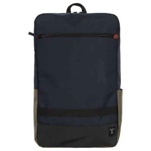 Rucsac Laptop, Everestus, SS, 15 inch, 300D poliester cu pvc, albastru, saculet de calatorie si eticheta bagaj incluse