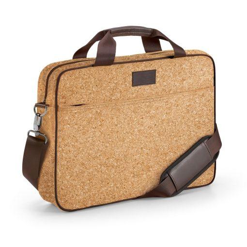Geanta Laptop 15.6 inch, Everestus, NA, pluta, natur, saculet de calatorie si eticheta bagaj incluse