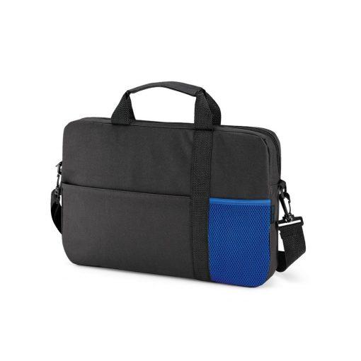 Geanta Laptop 15.6 inch, Everestus, HA, 600D, albastru royal, saculet de calatorie si eticheta bagaj incluse