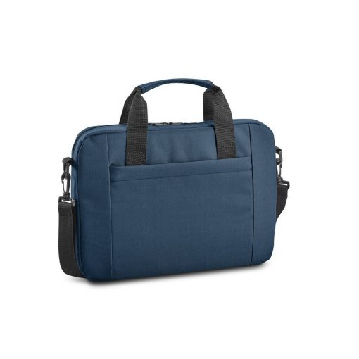 Geanta Laptop 15.6 inch, Everestus, NB, 600D, albastru inchis, saculet de calatorie si eticheta bagaj incluse