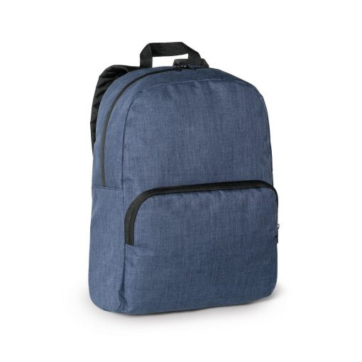 Rucsac Laptop 14 inch, Everestus, NB, 600D densitate mare, albastru inchis, saculet de calatorie si eticheta bagaj incluse
