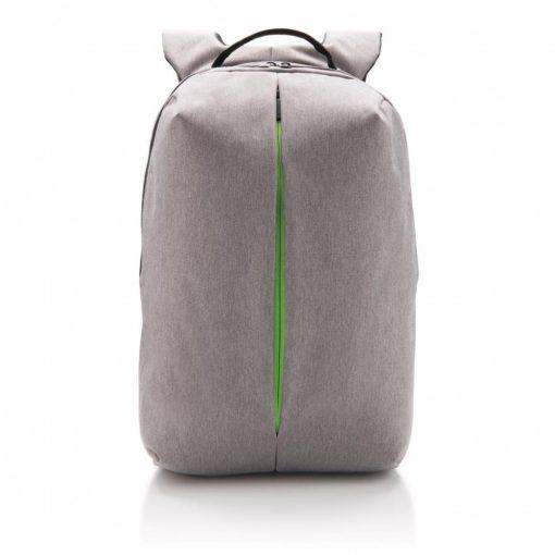Rucsac Laptop 15 inch, stil sport&office, curele ajustabile, Everestus, ST, tpe, poliester 600D, gri, sac si eticheta incluse