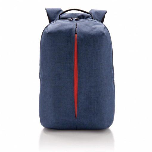 Rucsac Laptop 15 inch, stil sport&office, curele ajustabile, Everestus, ST, tpe, poliester 600D, albastru